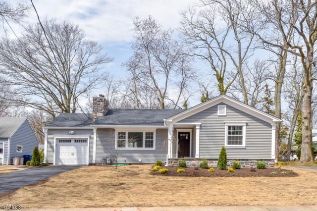 47 Chetwood Ter, Fanwood Boro, NJ 07023 (MLS #3461286) :: The Dekanski Home Selling Team