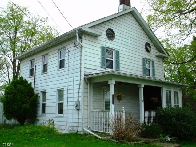296 Main St, Mansfield Twp., NJ 07865 (MLS #3461513) :: SR Real Estate Group