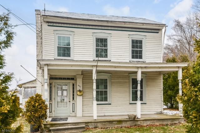 831 Oxford St, Belvidere Twp., NJ 07823 (MLS #3461589) :: Jason Freeby Group at Keller Williams Real Estate