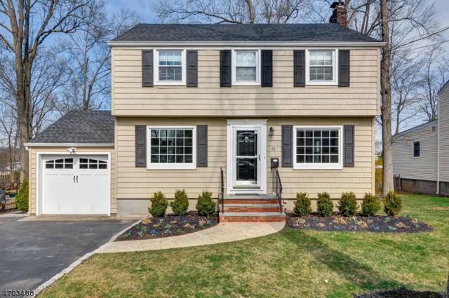 13 Lowell Ave, Summit City, NJ 07901 (MLS #3461681) :: The Sue Adler Team