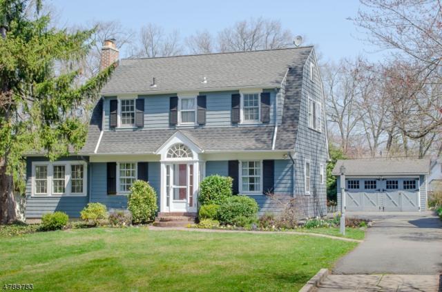 9 Tuscan Road, Maplewood Twp., NJ 07040 (MLS #3462080) :: The Sue Adler Team