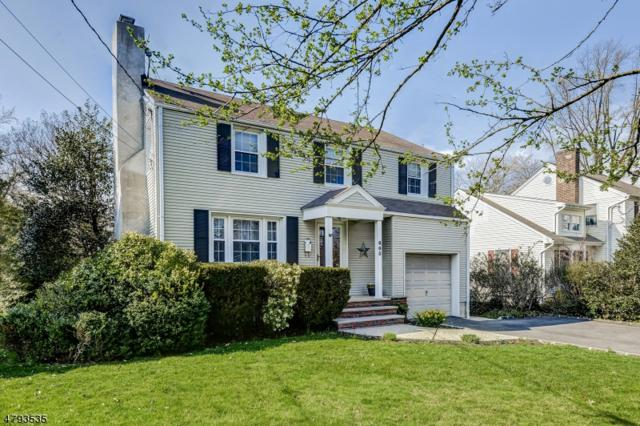 603 Brookside Pl, Cranford Twp., NJ 07016 (MLS #3462222) :: SR Real Estate Group