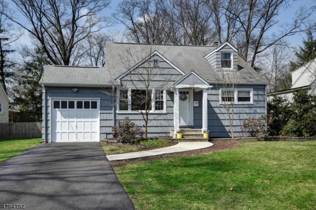 173 Midway Ave, Fanwood Boro, NJ 07023 (MLS #3462229) :: The Dekanski Home Selling Team