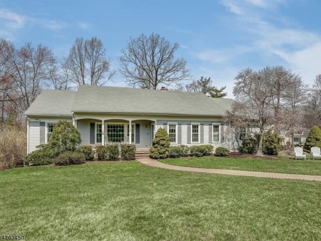 110 Glenmere Dr, Chatham Twp., NJ 07928 (MLS #3462440) :: SR Real Estate Group