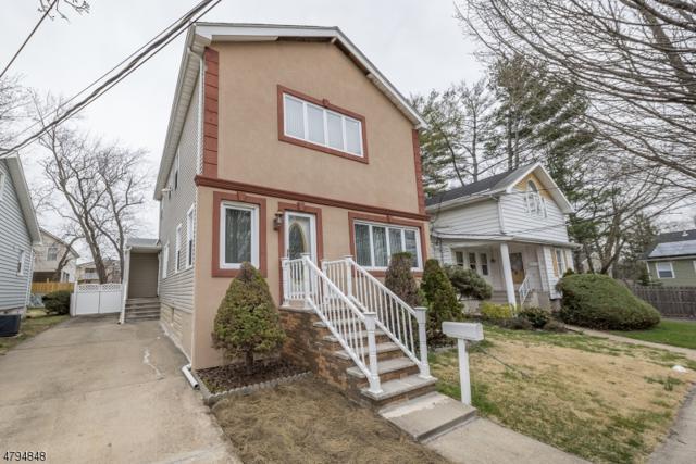4 Edward Pl, Cranford Twp., NJ 07016 (MLS #3462518) :: The Dekanski Home Selling Team