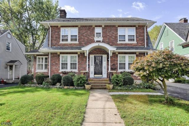 18 Walker Ave, Morristown Town, NJ 07960 (MLS #3462567) :: SR Real Estate Group