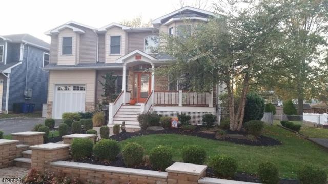 313 Denman Rd, Cranford Twp., NJ 07016 (MLS #3462584) :: The Dekanski Home Selling Team