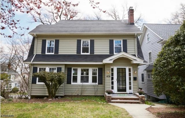 406 Lenox Pl, South Orange Village Twp., NJ 07079 (MLS #3462616) :: The Sue Adler Team