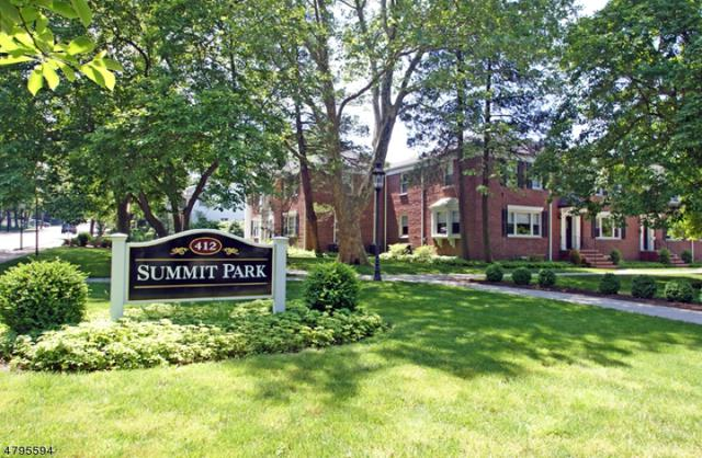 412 Morris Ave, Unit 35, Summit City, NJ 07901 (MLS #3462618) :: The Sue Adler Team