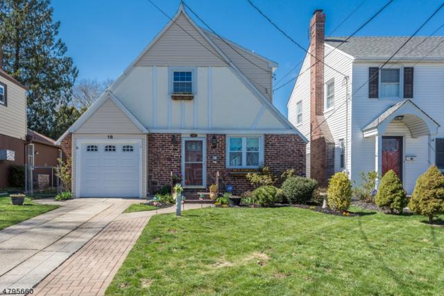 16 Sussex Rd, Clifton City, NJ 07012 (MLS #3462782) :: Pina Nazario