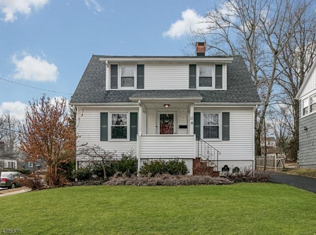12 Overlook Rd, Chatham Boro, NJ 07928 (MLS #3462866) :: SR Real Estate Group