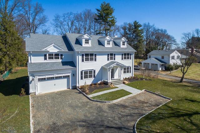 352 Shunpike Rd, Chatham Twp., NJ 07928 (MLS #3462870) :: Jason Freeby Group at Keller Williams Real Estate