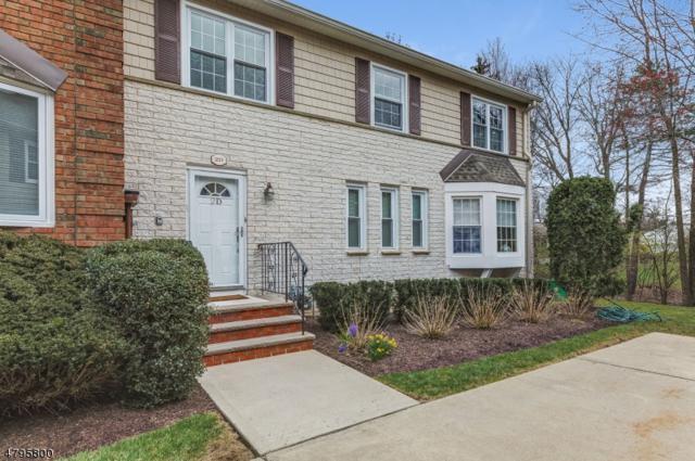 1200 Springfield Ave. 2D, New Providence Boro, NJ 07974 (MLS #3462978) :: The Dekanski Home Selling Team