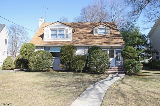198 Elizabeth Ave, Cranford Twp., NJ 07016 (MLS #3462983) :: The Dekanski Home Selling Team