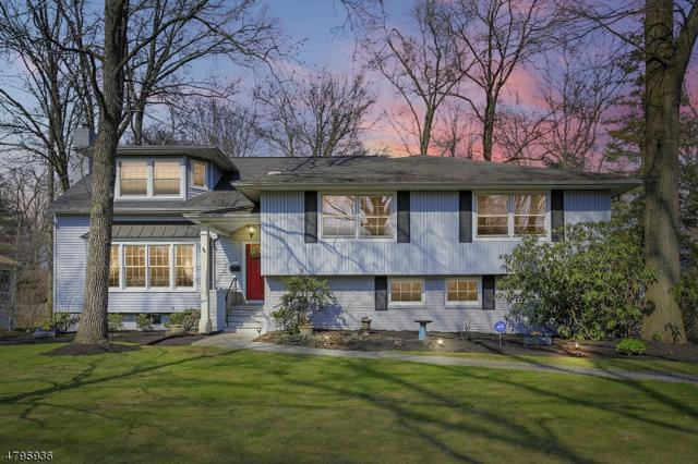 5 Pine Ct, Westfield Town, NJ 07090 (MLS #3463299) :: The Dekanski Home Selling Team