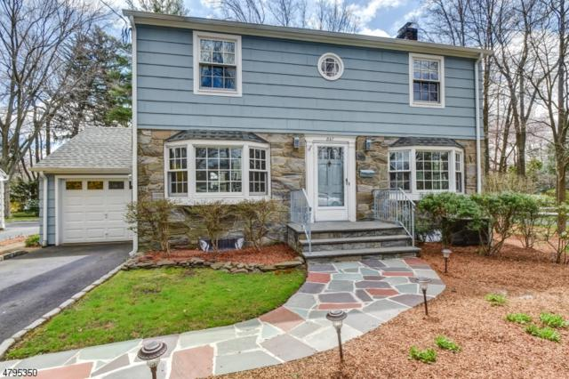847 Shackamaxon Dr, Westfield Town, NJ 07090 (MLS #3463309) :: The Dekanski Home Selling Team