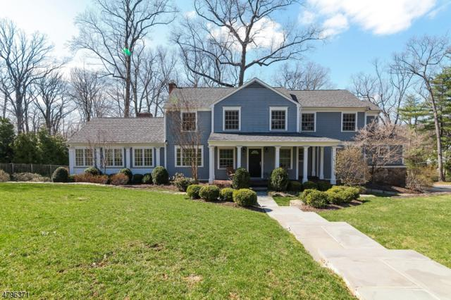 50 Highland Ave, Chatham Boro, NJ 07928 (MLS #3463456) :: The Sue Adler Team