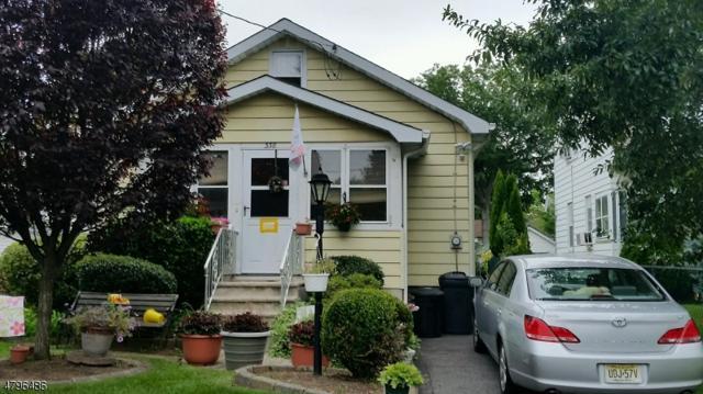 338 Linden Ave, Rahway City, NJ 07065 (MLS #3463538) :: SR Real Estate Group