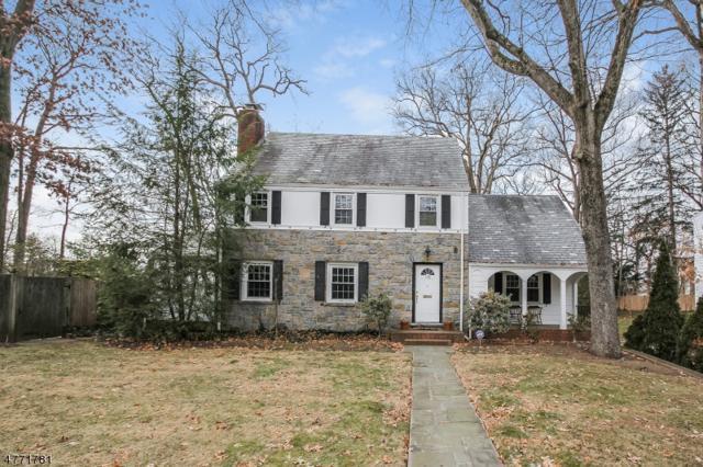 195 Franklin St, Morristown Town, NJ 07960 (MLS #3463546) :: SR Real Estate Group