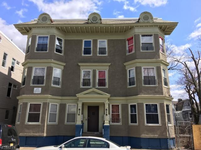 816 S 14th St, Newark City, NJ 07108 (MLS #3463959) :: William Raveis Baer & McIntosh