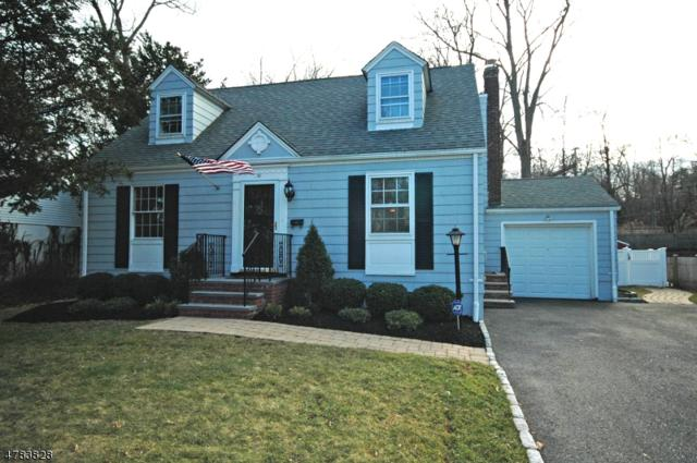 91 Kings Rd, Chatham Boro, NJ 07928 (MLS #3464045) :: The Sue Adler Team