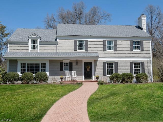 19 Scenery Hill Dr, Chatham Twp., NJ 07928 (MLS #3464342) :: The Sue Adler Team