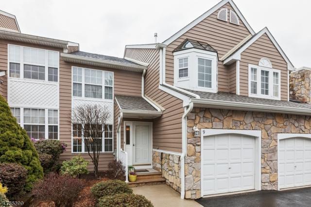 9 Stonehedge Rd, Long Hill Twp., NJ 07946 (MLS #3464398) :: William Raveis Baer & McIntosh