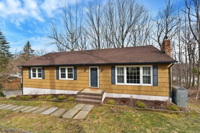 155 Hillcrest Ave, Morris Twp., NJ 07960 (MLS #3465704) :: The Sue Adler Team