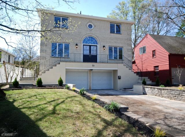 73 Maple Ave, West Orange Twp., NJ 07052 (MLS #3467061) :: The Sue Adler Team