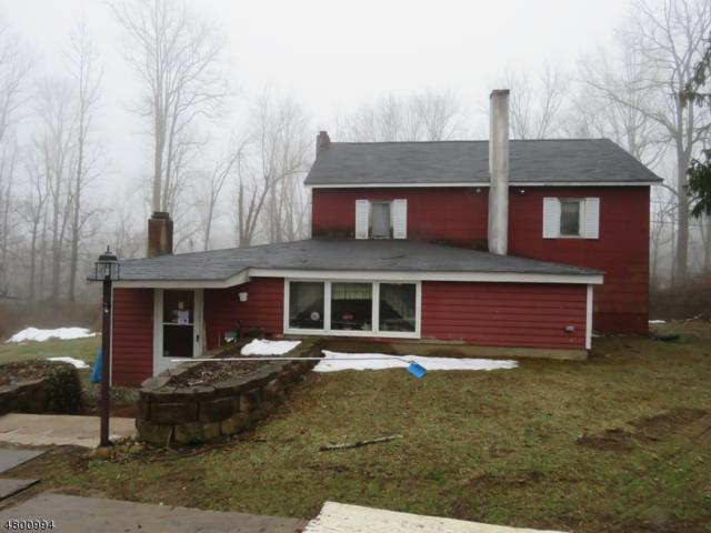 76 Mount Bethel Rd, Mansfield Twp., NJ 07865 (MLS #3467811) :: The Sue Adler Team