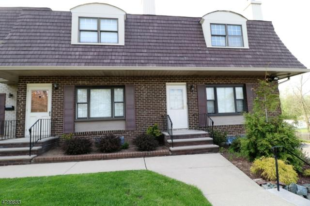 575 Grove St G006, Clifton City, NJ 07013 (MLS #3467952) :: Mary K. Sheeran Team