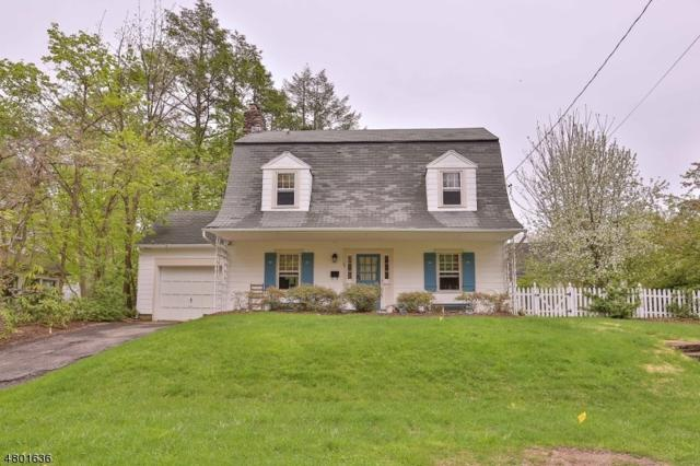 66 Gould Pl, Caldwell Boro Twp., NJ 07006 (MLS #3468862) :: The Sue Adler Team