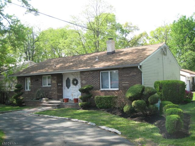 262 Lake Ave, Woodbridge Twp., NJ 07067 (MLS #3469049) :: The Sue Adler Team