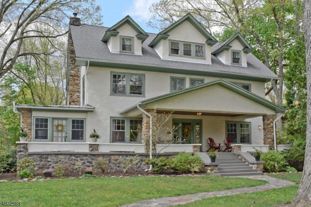 65 Melrose Rd, Mountain Lakes Boro, NJ 07046 (MLS #3469228) :: The Sue Adler Team