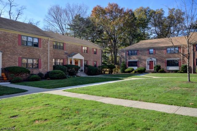 55 Sandra Cir C1, Westfield Town, NJ 07090 (MLS #3469879) :: RE/MAX First Choice Realtors