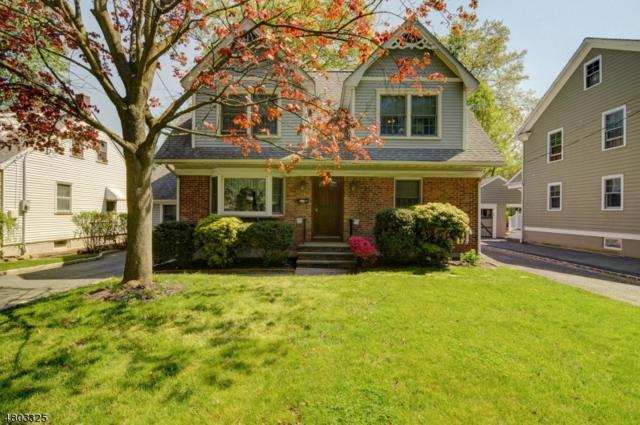 32 Denman Rd, Cranford Twp., NJ 07016 (#3470791) :: Daunno Realty Services, LLC