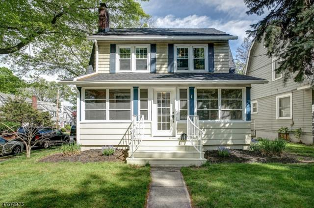 72 Rollinson St, West Orange Twp., NJ 07052 (MLS #3471002) :: The Dekanski Home Selling Team