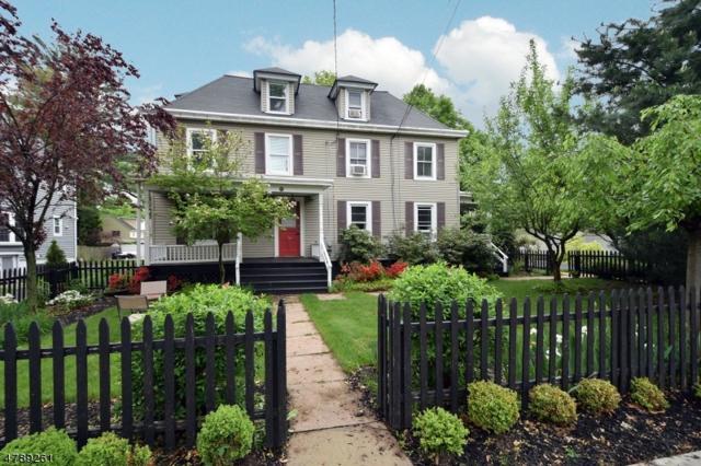 56 Greenwood Ave, Madison Boro, NJ 07940 (MLS #3471833) :: Zebaida Group at Keller Williams Realty