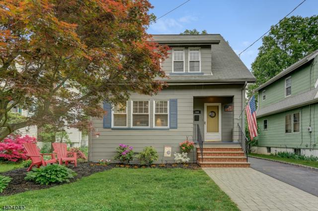 160 Hillcrest Ave, Cranford Twp., NJ 07016 (#3471844) :: Daunno Realty Services, LLC