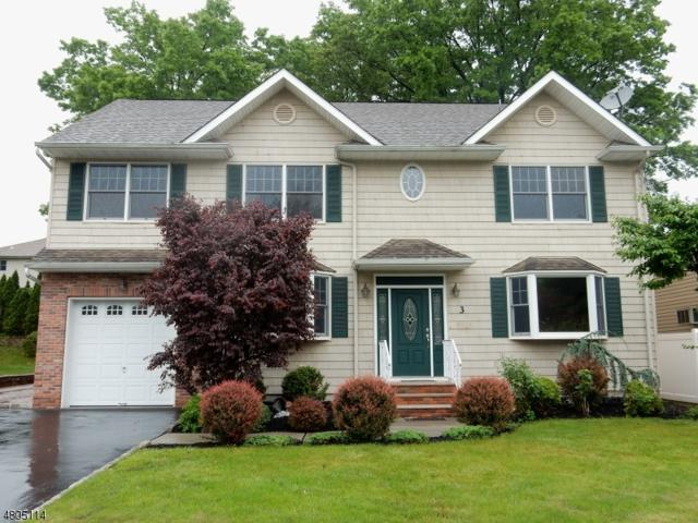 3 Linda Lane, Clark Twp., NJ 07066 (#3471910) :: Daunno Realty Services, LLC