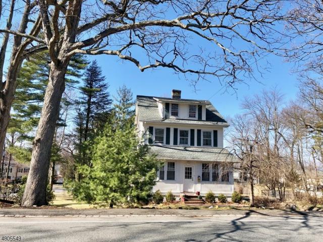 181 White Oak Ridge Road, Millburn Twp., NJ 07078 (MLS #3472051) :: SR Real Estate Group