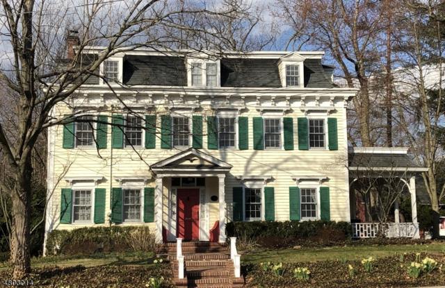 961 Rahway Ave, Westfield Town, NJ 07090 (MLS #3472185) :: Zebaida Group at Keller Williams Realty