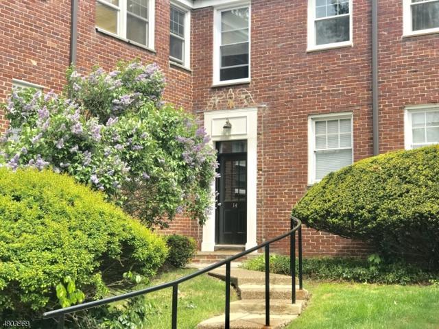 14 Green Acres Dr #50, Verona Twp., NJ 07044 (MLS #3472279) :: The Sue Adler Team