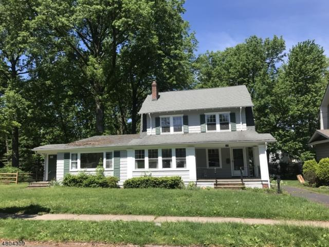 15 Yale St, Maplewood Twp., NJ 07040 (MLS #3472561) :: Zebaida Group at Keller Williams Realty