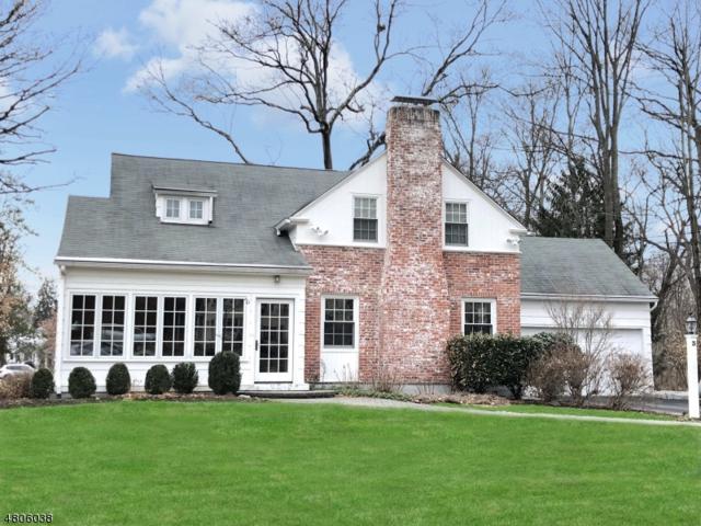 25 Deerfield Road, Millburn Twp., NJ 07078 (MLS #3472649) :: Zebaida Group at Keller Williams Realty