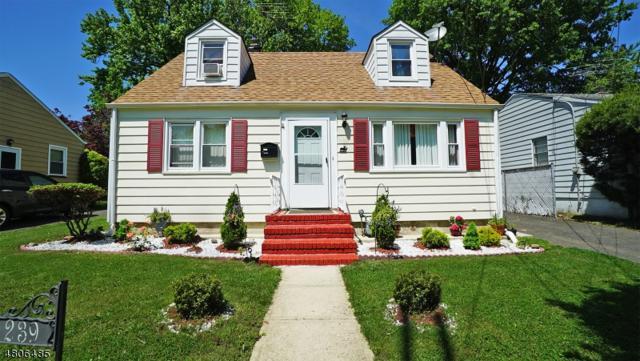 239 Albermarle St, Rahway City, NJ 07065 (#3472911) :: Daunno Realty Services, LLC