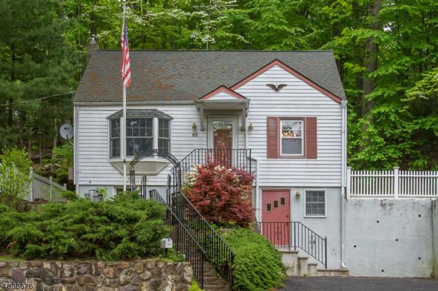 93 Chestnut Hill Drive West, Denville Twp., NJ 07834 (MLS #3473061) :: RE/MAX First Choice Realtors