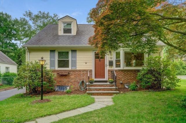 12 Parkside Ave, Madison Boro, NJ 07940 (MLS #3473091) :: Zebaida Group at Keller Williams Realty