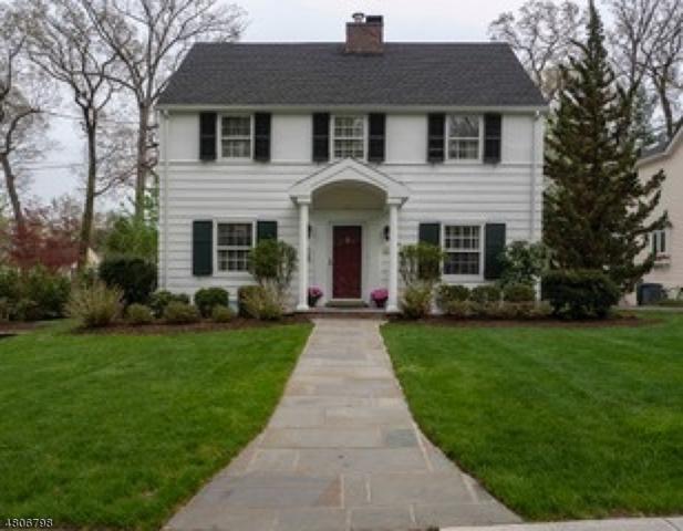27 Ferndale Rd, Madison Boro, NJ 07940 (MLS #3473162) :: Zebaida Group at Keller Williams Realty
