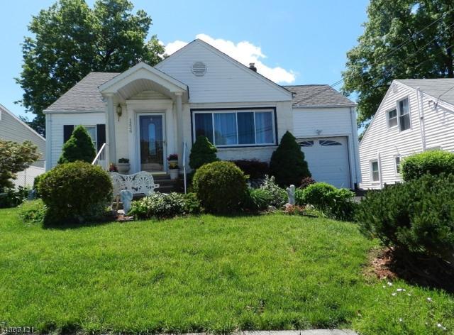 1226 Oak Pl, Union Twp., NJ 07083 (MLS #3473284) :: Zebaida Group at Keller Williams Realty